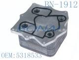 Refrigerador/radiador de aluminio del aceite de motor para GM/Cruze/Cummins (OEM: 5318533)