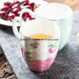 사기그릇 찻잔 본 차이나 물 찻잔 다방 찻잔