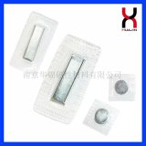 ネオジム強い縫う磁気ボタン亜鉛上塗を施してある磁石