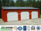 Garage van de Module van de Bouw van de Structuur van het staal de Geprefabriceerde