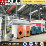300kg 500kg 0.5トンの縦の洗濯の蒸気ボイラ機械