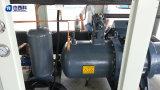 50 hp enfriado por aire Chiller para tornillo de almacenamiento en frío de alimentos