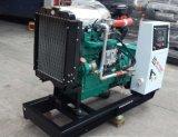 30kVA 천연 가스 Biogas 발전기 방음 LPG 메탄 가스 엔진