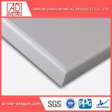 Spray de fluorocarbono chapa de aluminio para muro cortina