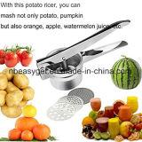 Masher Ricer Multi-Functional картофеля и овощей вертикального ножа для очистки овощей фруктов из нержавеющей стали детского питания нажмите Фильтр соковыжималки Esg10312