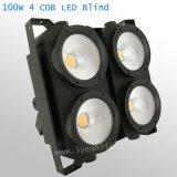 4*100W穂軸LEDの聴衆の視覚を妨げるものライトかマトリックスライト