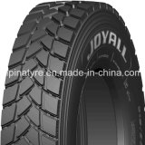 Neumático del carro de la marca de fábrica de Joyall y neumático radiales 315/80r22.5&12r22.5 del carro