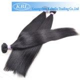 Cheveu brésilien de la pente 5A de cheveu noir de gicleur