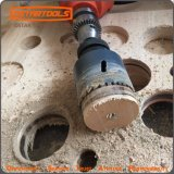 HSS Bi-Metal trou M3 pour le bois en métal de scie