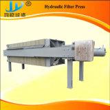 Filtre-presse hydraulique de chambre d'huile automatique de nourriture