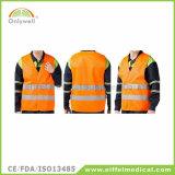 Vestiti riflettenti di sicurezza del pronto soccorso di 20471:2013 di iso dell'en
