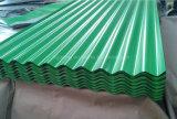 Fabrik-Preis-Farben-überzogenes gewölbtes Dach-Blatt für Namibia