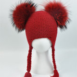 Beanies шлема шерсти повелительниц/вязания крючком людей/Newborn упорка фотоего Bonnet