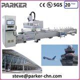 Centre d'usinage d'axe de l'aluminium quatre de Jinan Parker