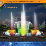 Сухой интерактивный фонтан природного шифера пол фонтан
