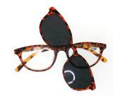 O grampo magnético em óculos de sol polarizou os vidros de leitura de Lense (RP497047)