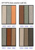 Baldosa cerámica del azulejo del ladrillo de revestimiento de la inyección de tinta de Digitaces para el azulejo de la pared exterior