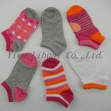 Qualitäts-reizender Baby-Kind-Boots-Knöchel keine Erscheinen-Socke