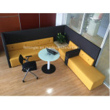 Tipo sofà del tessuto di svago delle forniture di ufficio per la ricezione