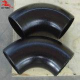 A234 WP5 легированная сталь фитинги трубы 90 град Lr колено сшитых углеродистой стали колено