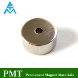 N40 bellen D15xd2.5X5.9 Permanente Magneet met Magnetisch Materiaal NdFeB