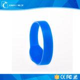 Многофункциональный браслет силикона RFID обломока UHF Hf Lf для отслеживать