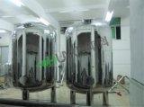 Tank van de Filter van het Water van het roestvrij staal 10t de Steriele voor de Filter van het Water