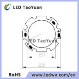 La ronda nueva lámpara LED 3W COB cordón