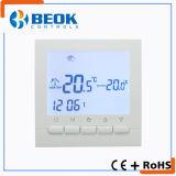 Venta caliente de Bot-313W y termóstato de la caldera de la pantalla de Digitaces LCD de la alta calidad