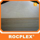 Madera contrachapada decorativa de Rocplex, tarjeta de la madera contrachapada de la forma, madera contrachapada Shuttering negra