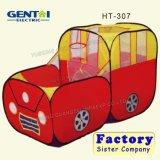 Spiel-Zelt des netten Auto-Kindes