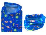 Продукция OEM фабрики подгоняла Bandana напечатанный конструкцией малышей трубчатый Snowboard Headwear