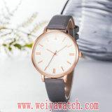 Relojes ocasionales del cuarzo de las señoras del reloj de la manera del ODM (Wy-17032)