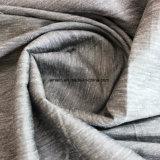 Stof van de Keperstof van de Polyester van het linnen de Garen Geverfte