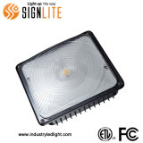 주유소 75W 90W 135W LED 닫집 빛을%s LED 차고 전등 설비