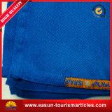 La mussola del cotone Swaddle la coperta mobile poco costosa del tessuto generale della flanella