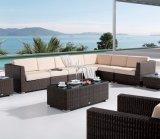 Mobilia domestica esterna di Nicola del ristorante del rattan del patio del giardino dell'ufficio dell'hotel (J383)