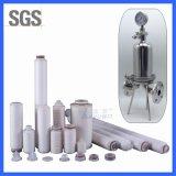 Commestibile dei pp filtro da acqua pieghettato 10/20/30/40 di pollice dell'elemento per l'alloggiamento della cartuccia di filtro dall'acqua di obbligazione
