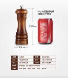 Smerigliatrice di pepe di legno manuale del sale del rifornimento nel laminatoio della spezia di alta qualità