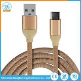 カスタマイズされたケーブルを満たす5V/2.1AタイプC USBデータ