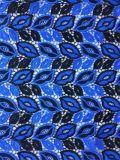 의복과 가정 직물을%s 새로운 공상 디자인 두 배 색깔 폴리에스테 자수 직물
