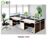 철수 키보드 위원회와 서랍 Yf-G0903를 가진 모듈 사무실 테이블