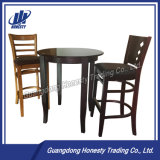 Hby02 공장 판매 나무로 되는 대중음식점 바 의자
