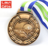 中国の製造業者の工場直接カスタム賞の鋳造のゴルフクラブ金属メダル