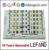Aangepaste Loodvrije Fr4 Slimme LEIDENE PCB van de Verlichting met RoHS