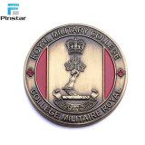 Pinstar Faire la haute qualité personnalisée en usine de chocolat de souvenirs Coin