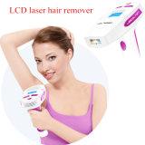 Het professionele LCD van de Machine van de Schoonheid IPL van de Machine van de Verwijdering van het Haar van de Laser Permanente Gepulseerde Licht van Epilator van het Haar naar huis