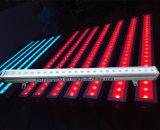 van de LEIDENE van de Vierling 24X10W RGBW de Verlichting Wasmachine van de Muur