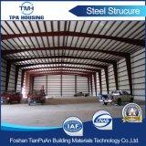 Costruzione chiara prefabbricata veloce della struttura d'acciaio dell'installazione Q235 Q345b