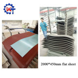 2000*450mm Stone Coated Flat Sheet Roof Strips